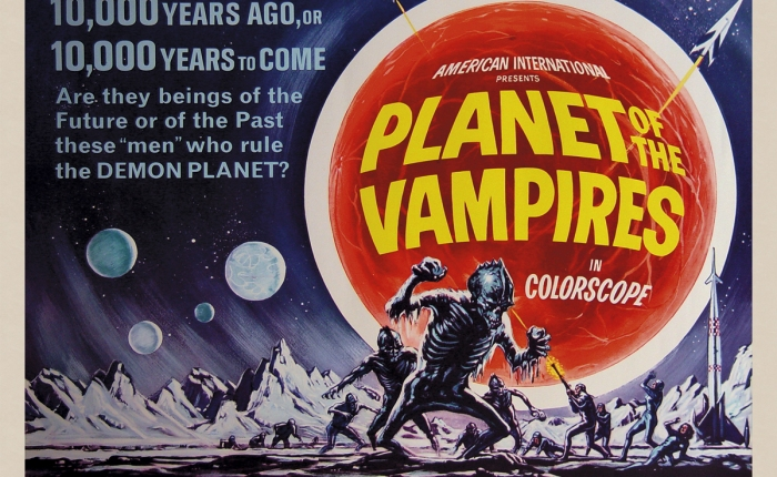 Fright Fest: Planet of the Vampires (1965)