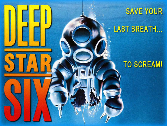Creature Features in Review: DeepStar Six(1989)