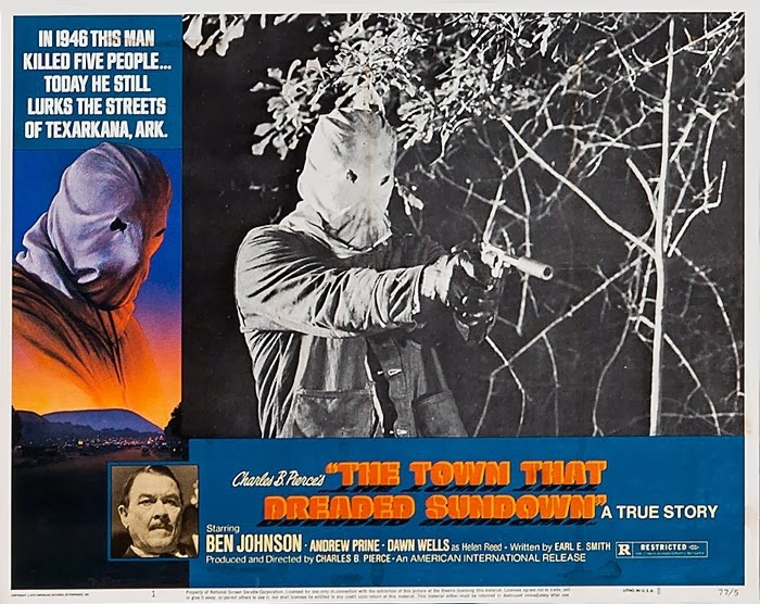 Slashers & Serial Killers in Review: The Town That Dreaded Sundown(1976)