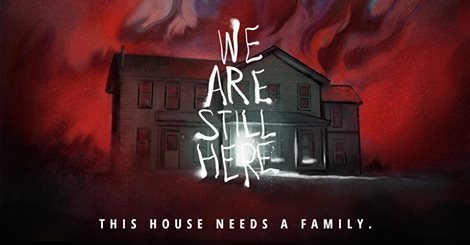 Paranormal & Supernatural in Review: We Are Still Here(2015)
